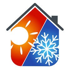 Cold and Warm House logo for air con and MVHR
